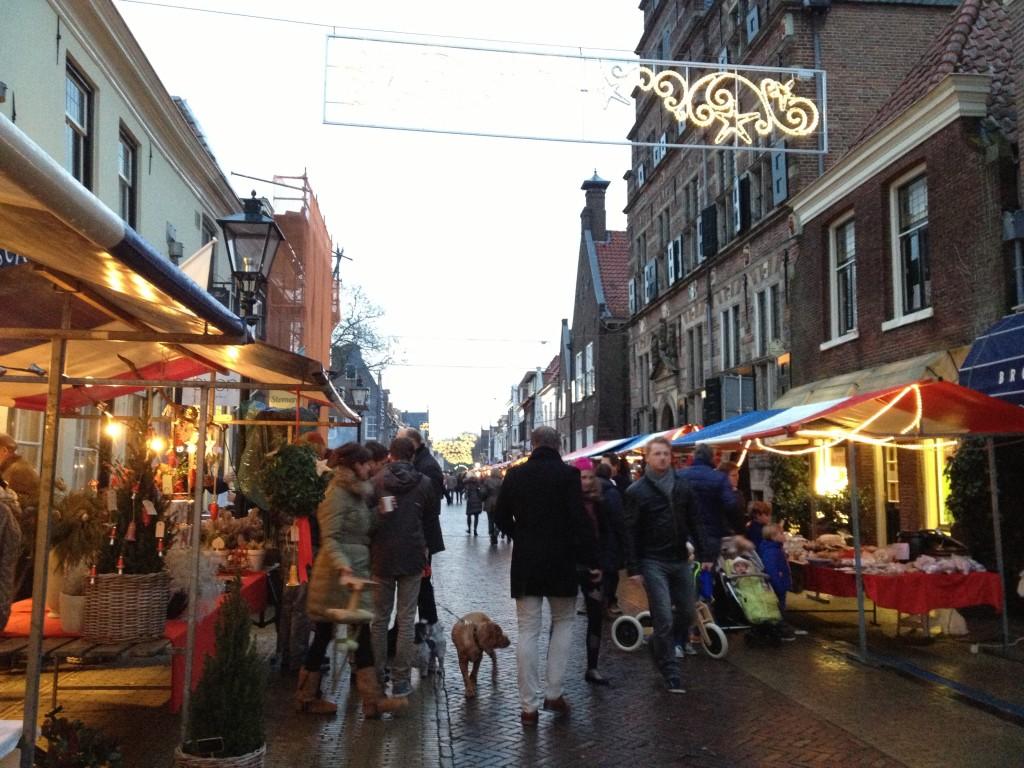 ナールデンのクリスマスマーケット
