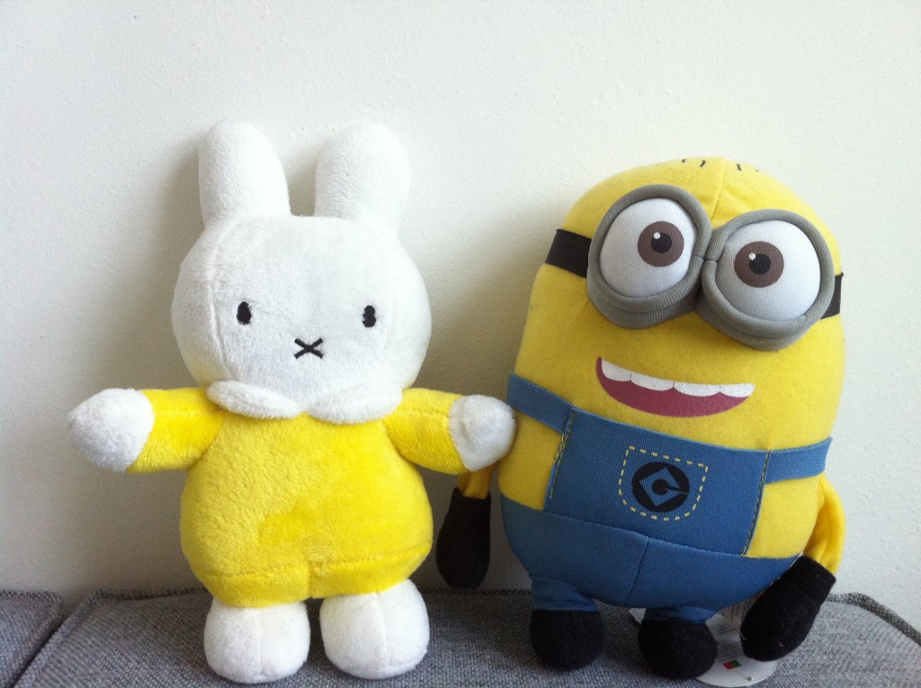 Miffy & Minion