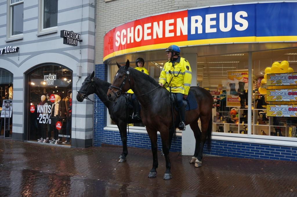 オランダの警察