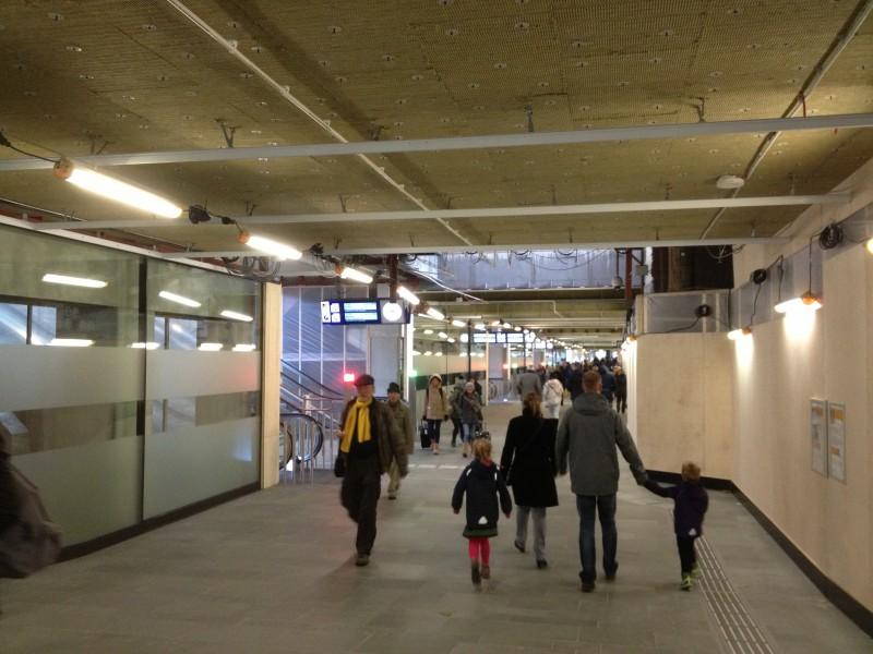 新・アイントホーフェン駅