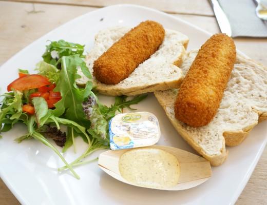 オランダ料理ブローチェクロケット