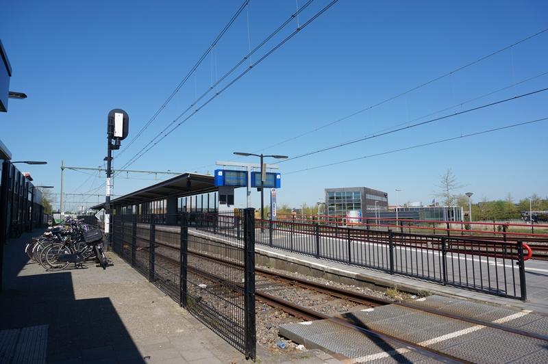 ステーンウェイク(Steenwijk)駅