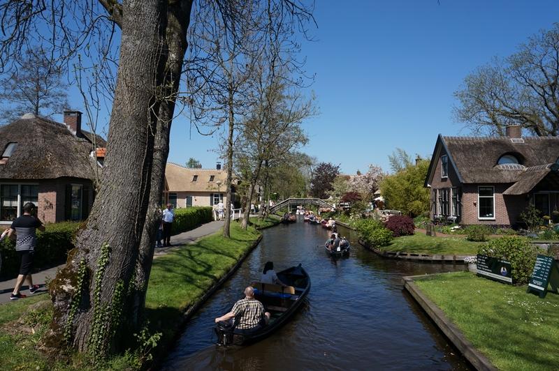 ヒートホールン/Giethoorn
