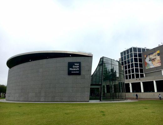 ゴッホ美術館(Van Gogh Museum)