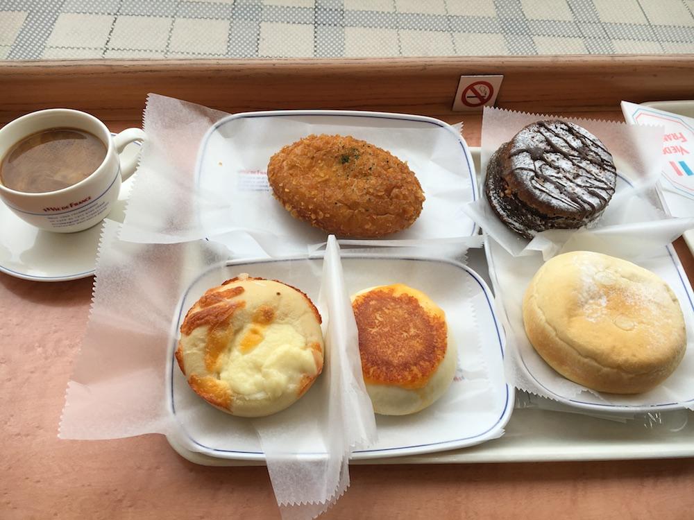日本のパン♡