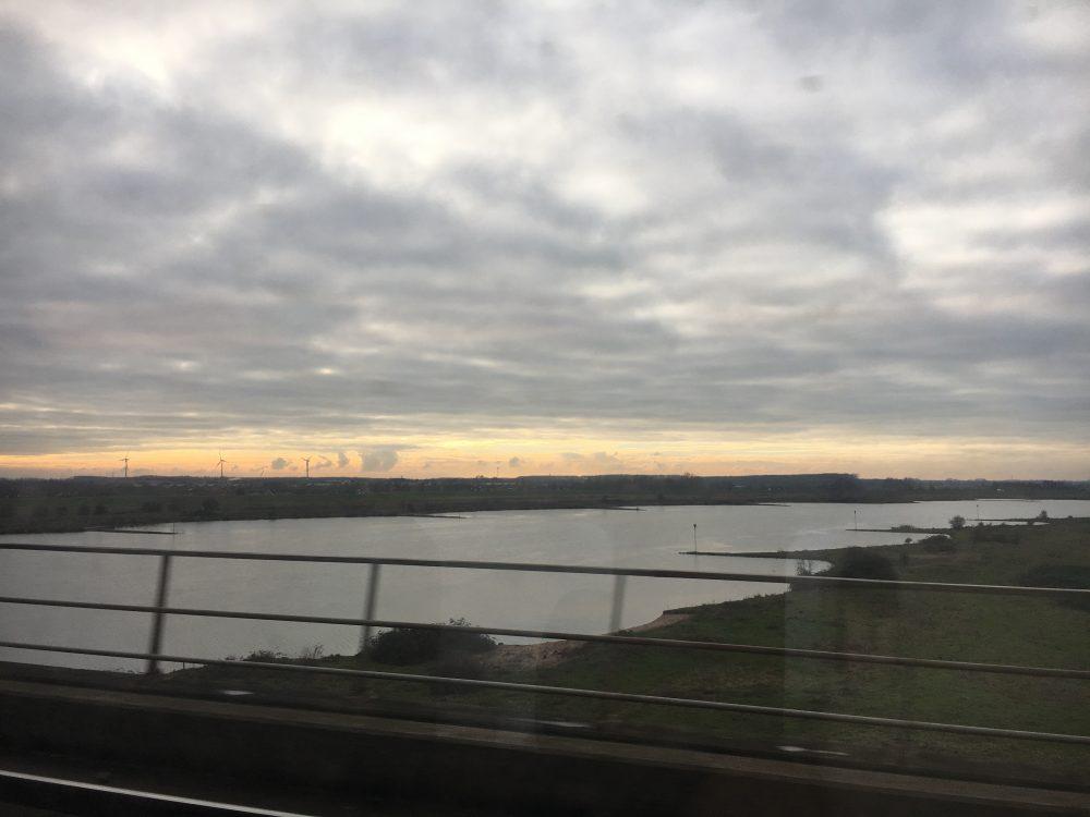 オランダの車窓から2018